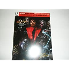 Michael Thriller 25th Anniversary Fan Pack Cd+dvd