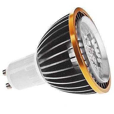 Dimmable Gu10 5W 300-350Lm 3000-3500K Warm White Light Led Spot Bulb (220V)