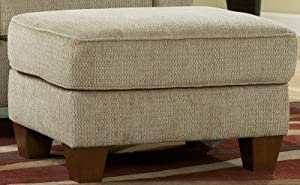 Fancy Thank you for your interest in our products Pebble Ottoman Signature Design by Ashley Furniture If you have any questions ments or suggestions