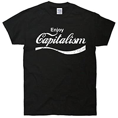 Enjoy Capitalism Logo T-Shirt