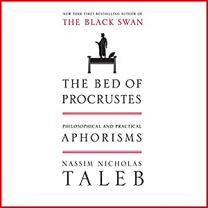 The Bed of Procrustes Audiobook