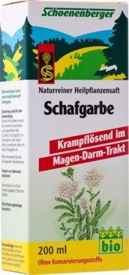 SCHAFGARBENSAFT Schoenenberger 200 ml Saft