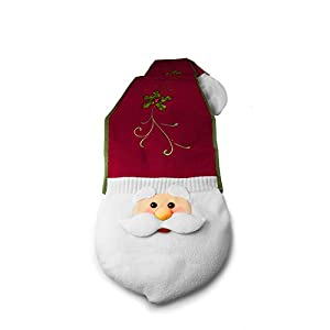 102 inch table runner featuring santa claus for 102 inch table runners