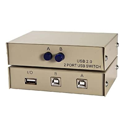 InstallerParts USB 2Way Manual Switch Box Ax1/Bx2