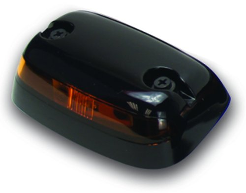 Pacer Performance 20-265AP Hi-Five Amber Chevy Style Passenger Side Cab Roof LED Light