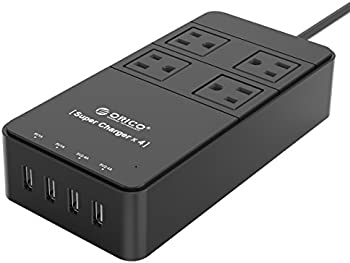 Orico 4-Outlet Power Strip
