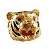 Tiger Pin Brooch