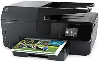 HP OfficeJet Pro 6830 Imprimante multifonction Jet d'encre Couleur 18 ppm Noir
