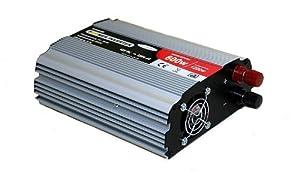 DC/AC Spannungswandler 12V auf 230V bis 600W / 1200W Inverter Wechselrichter USB from edi-tronic