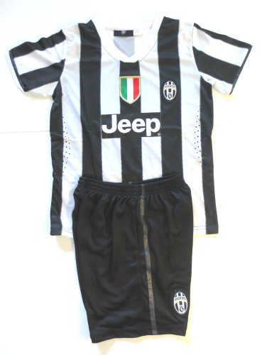 JUVENTUS # 21 PIRLO SOCCER KIDS SET JERSEY & SHORT SIZE 26.NEW at Amazon.com