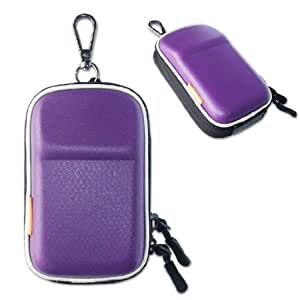 New first2savvv heavy duty purple camera case for Nikon COOLPIX S9600