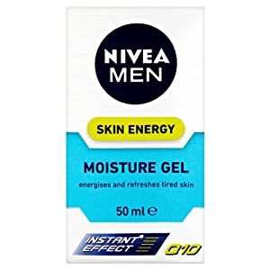 Nivea Men Revitalising Gel Q10