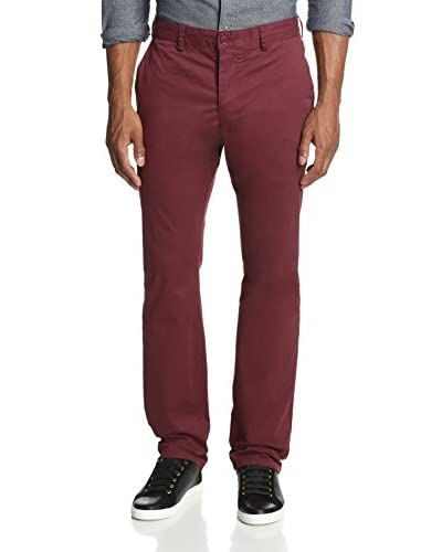 French Connection Men's Machine Gun Tapered Chinos