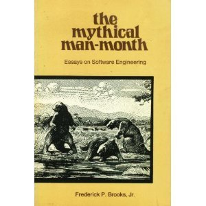 engineering essay man month mythical other software The mythical man-month has 8,332 ratings and 538 reviews manny said: in this classic book on the software development process, fred brooks demolishes se.