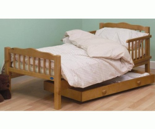 Saplings Junior Bed - Antique