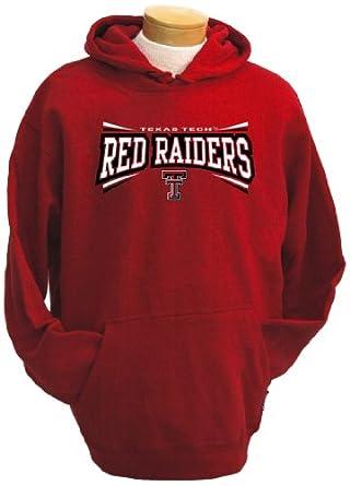 NCAA Texas Tech Red Raiders Mens Condor Hooded Sweatshirt by CI Sport