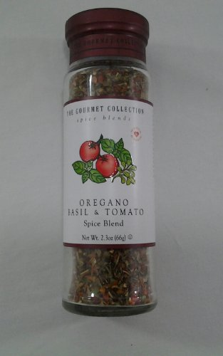 Oregano, Basil, and Tomato, the Gourmet Collection,