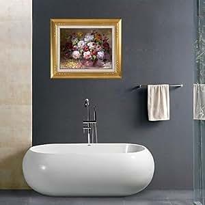 bagno Illuminazione decorazione : DahuayuTM 3D da parete adesivo da parete, pittura bagno decorazione da ...