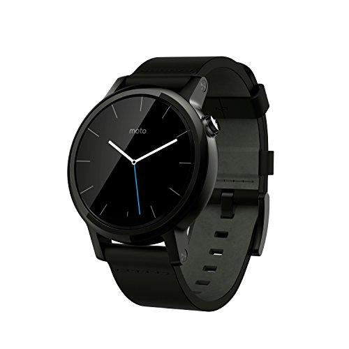 Motorola Moto 360 Color Negro