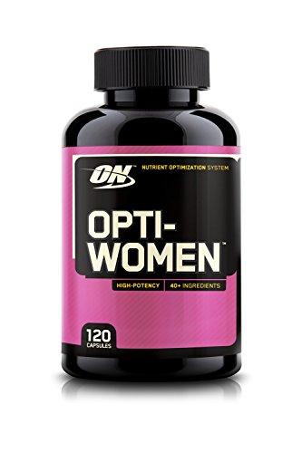 Optimum Nutrition Opti-Women, Women's Multivitamin, 120