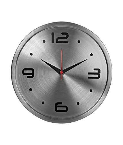 Steel De Art Wall Clock