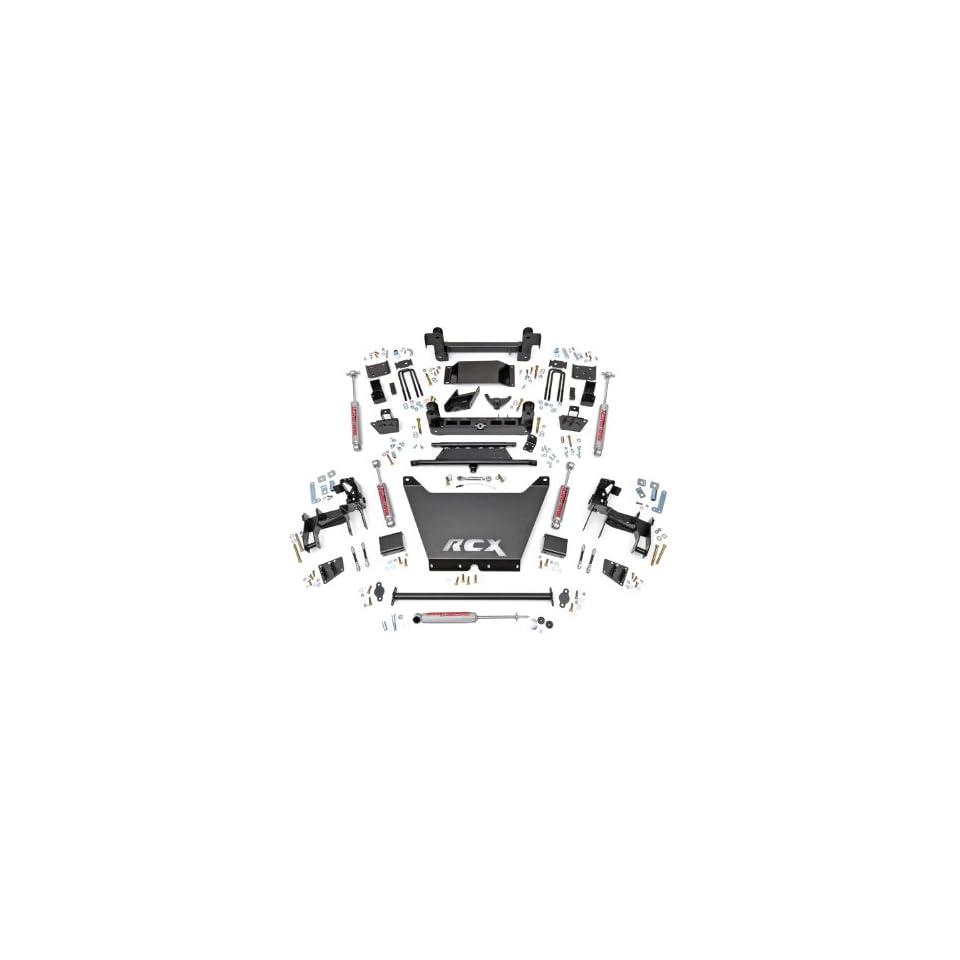Rough Country   243.20   6 inch Suspension Lift Kit w/ Premium N2.0 Shocks
