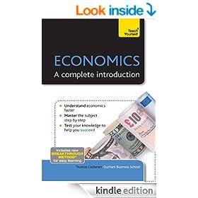 Economics - A Complete Introduction: Teach Yourself