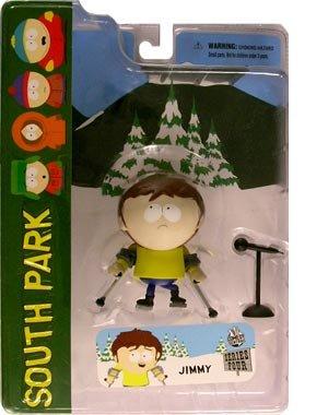Buy Low Price Mezco SouthPark Jimmy Figure (B000ZMDJQ0)