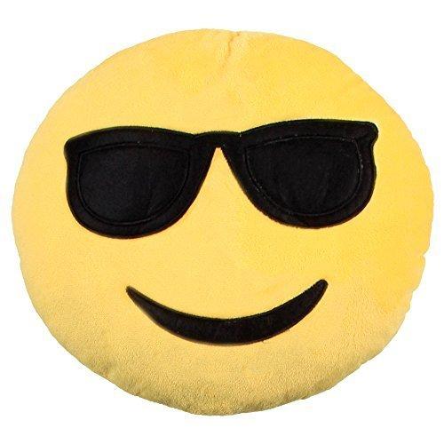 decorazione-cuscino-ocona-c-emoji-fresco-diametro-30-cm-giallo-peluche-emoji-cool-30