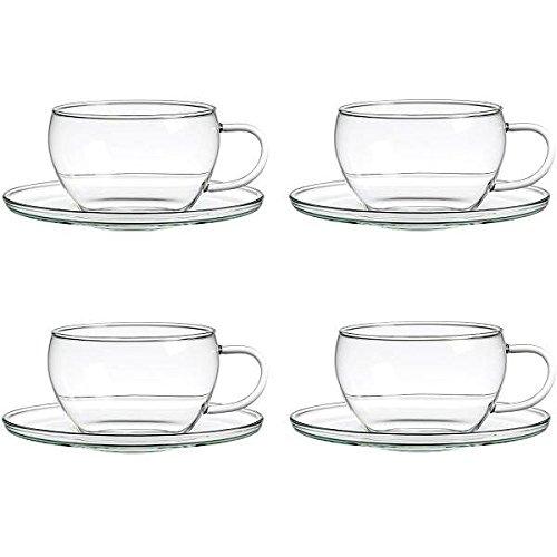 Teetassen Glas teetassen aus glas 10 außergewöhnliche teetassen