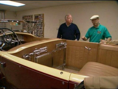 impala-international-convention-tuning-up-break-point-ignitions-duesenberg-restorer-randy-ema