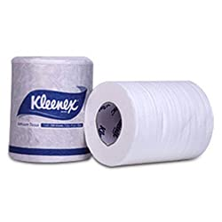 Kleenex 1042 Bathroom Tissue (120 Tissue, Pack of 100 Rolls)