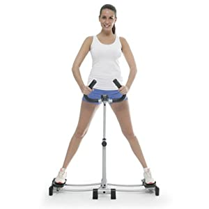 Tonic vibe tv fitness 0056 appareil de fitness pour le for Appareil fitness maison