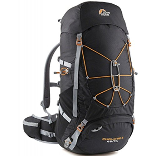 Lowe Alpine Cholatse 65:75 Backpack - 3695cu in Black, Long (Lowe Alpine Rain compare prices)