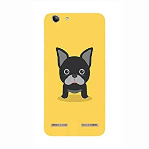 Back cover for Lenovo Vibe K5 Plus Desi Pug