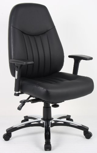Barca Deluxe Leather Office Chair