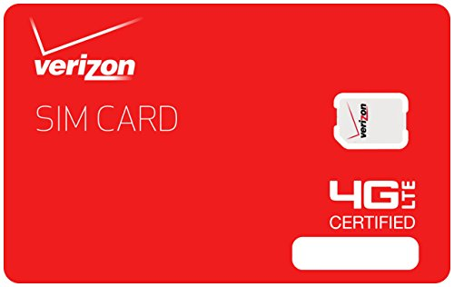 Fire Hdx 8.9 Sim Activation Kit For Verizon