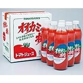 ホクレン オオカミの桃(トマトジュース) 1L×6本
