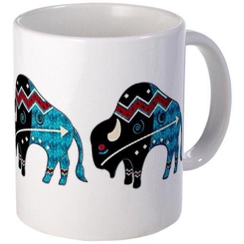 Cafepress Great Bison 2 Mug - Standard