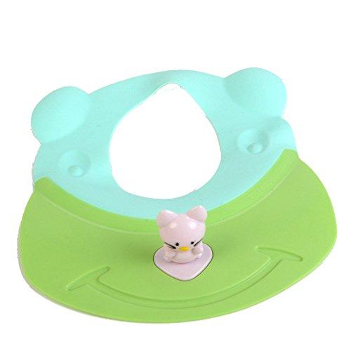 Missofsweet morbido bambini Shampoo Shield bambini Shampoo Bagno Doccia Cap Hat