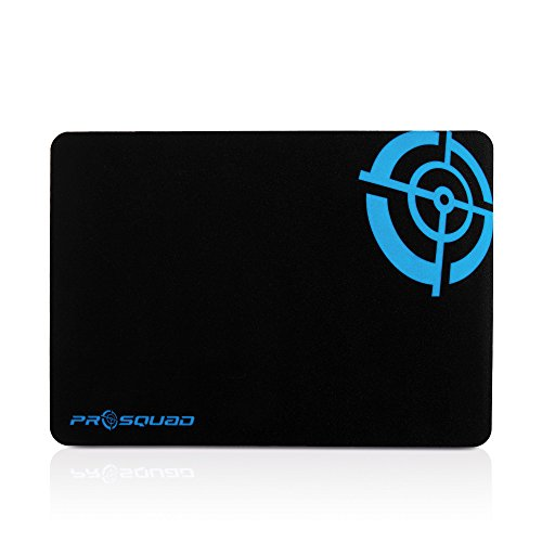 ProSquad-Gaming-Mauspad-Slim-Professional-Speed-Pad-rutschfest-und-przise-25x35cm-schwarz