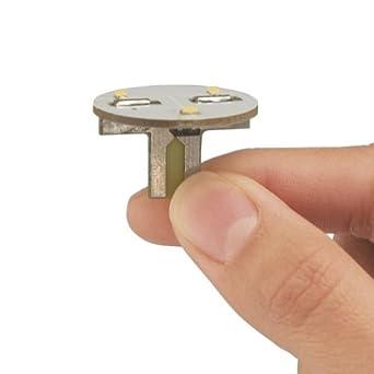 GeoBulb GEW T4 Wedge-Base LED Bulb, Warm White