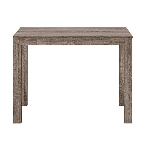 Altra Delilah Parsons Desk with Drawer, Sonoma Oak