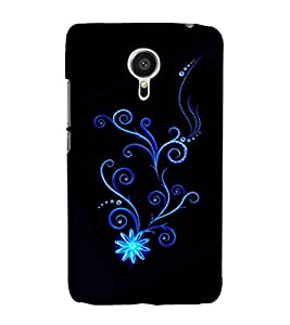 printtech Pattern Fantasy Back Case Cover for Meizu MX5::Meizu Mx 5