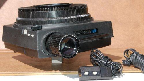 Kodak Carousel Slide Projector 760H AUTOFOCUS & ZOOM LENS