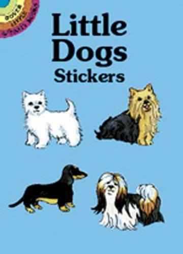 Little Dogs Stickers (Dover Little Activity Books Stickers) PDF