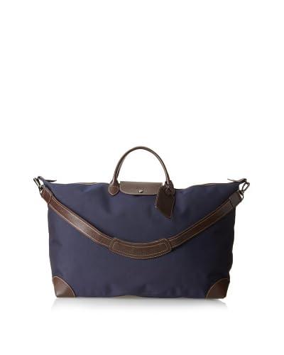 Longchamp Women's Boxford Travel Bag, Blue