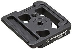 SUNWAYFOTO PC-5DII QR Plate for Canon 5D Mark II Camera Arca Compatible Sunway