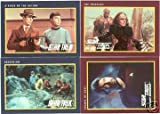 1991 Star Trek Trading Cards Complete Series 2 Set (150 cards)- Including Great Scenes From The Original Series & Next Generation- Captain Kirk, Spock, McCoy, Picard, Riker & more!