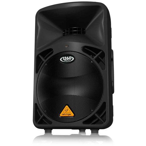 Behringer Eurolive B812Neo Powered Pa Speaker - 12 Inches, 1200 Watts, Black